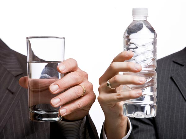 Lãng phí nước là lãng phí tài vận trong kinh doanh