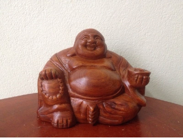 Tượng Phật Di Lặc cầu bình an may mắn