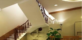 Những lưu ý khi thiết kế bài trí phong thủy cầu thang
