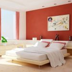 Màu sắc phòng ngủ trong phong thủy nhà