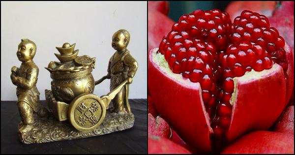 Vật phẩm phong thủy cầu con - Ngọc sơn giúp mẹ sớm sinh quý tử