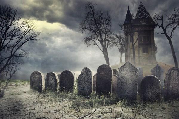 Mơ thấy nghĩa địa và bị lạc điềm báo áp lực cuộc sống