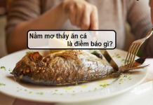 Mơ thấy ăn cá gửi tới điềm báo gì? Gợi ý những con số may mắn nào?