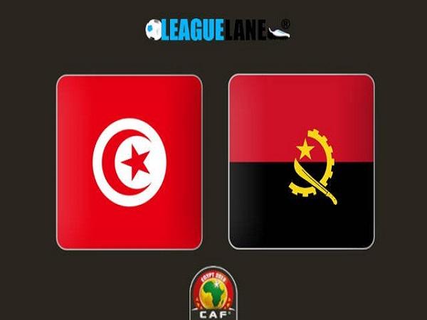 Soi kèo Tunisia vs Angola, 0h00 ngày 25/06