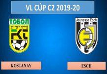 Dự đoán Tobol vs Jeunesse Esch, 19h00 ngày 18/07
