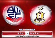 Nhận định kèo Bolton vs Bradford City 1h00, 4/09 (EFL Trophy)