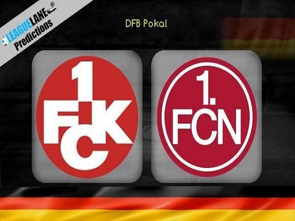 Nhận định kèo Kaiserslautern vs Nurnberg 0h30, 31/10 (Cúp Quốc gia Đức)