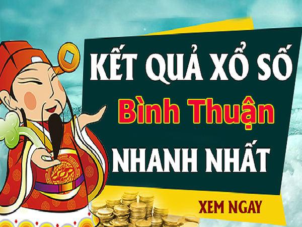 Dự đoán kết quả XS Bình Thuận Vip ngày 21/11/2019