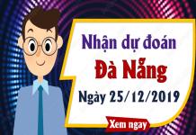 Dự đoán lô tô đẹp đà nẵng ngày 25/12 của chúng tôi