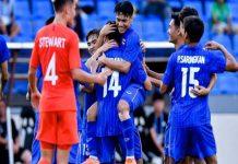 Nhận định U22 Lào vs U22 Thái Lan 15h00 ngày 03/12