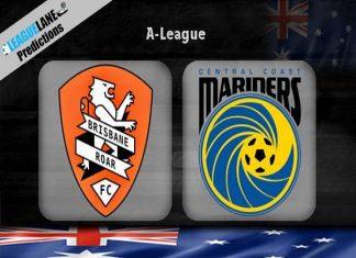 Nhận định kèo Brisbane Roar vs Central Coast 15h30, 13/3 (VĐQG Australia)