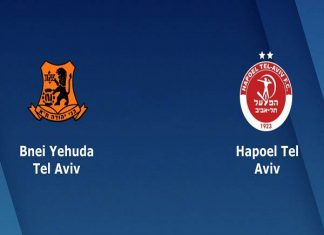 Nhận định kèo Bnei Yehuda vs Hapoel Tel Aviv, 15h00 ngày 12/05