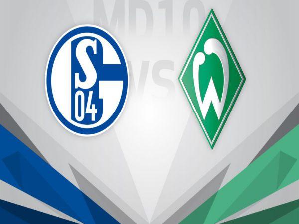 Nhận định bóng đá đức Schalke 04 vs Werder Bremen