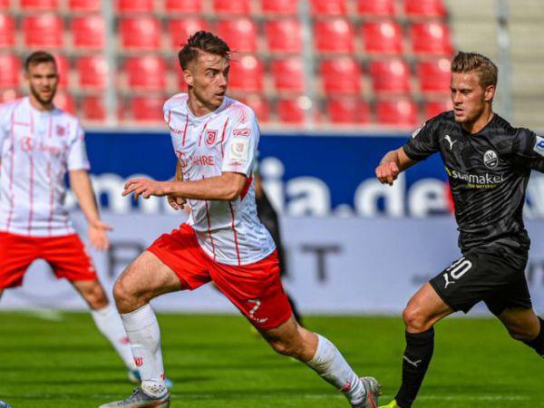Nhận định kèo bóng đá Sandhausen vs Regensburg