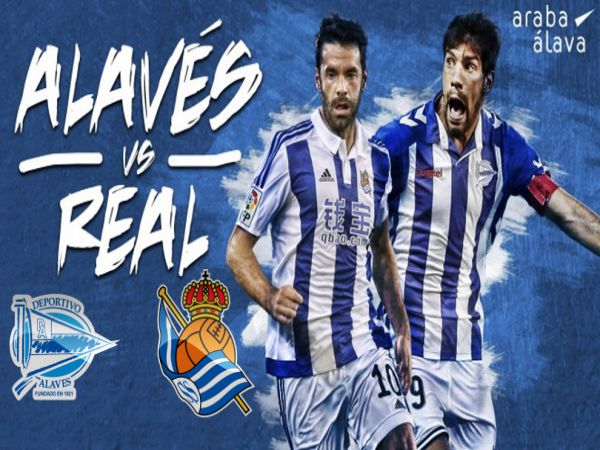 Nhận định kèo bóng đá Alaves vs Sociedad