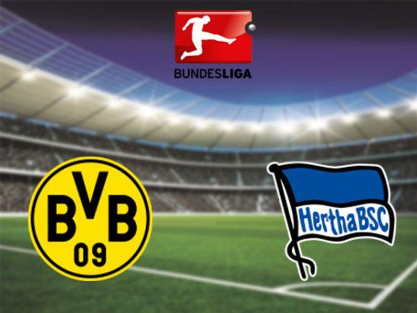 Nhận định kèo bóng đá Dortmund vs Hertha Berlin,