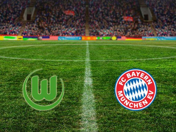 Nhận định kèo bóng đá Wolfsburg vs Bayern Munich