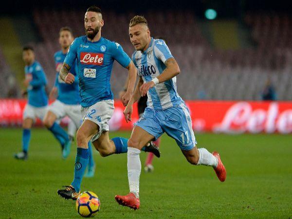Nhận định kèo bóng đá Napoli vs Lazio