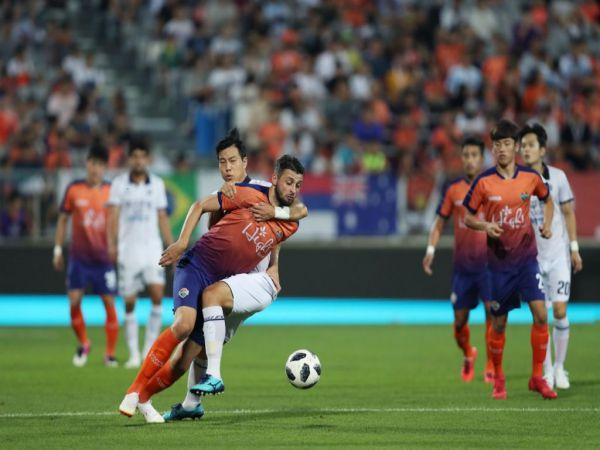 Nhận định, soi kèo Gangwon vs Daegu, 18h00 ngày 22/08