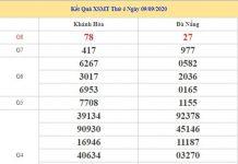 Dự đoán XSMT 16/9/2020 chốt KQXS miền Trung thứ 4