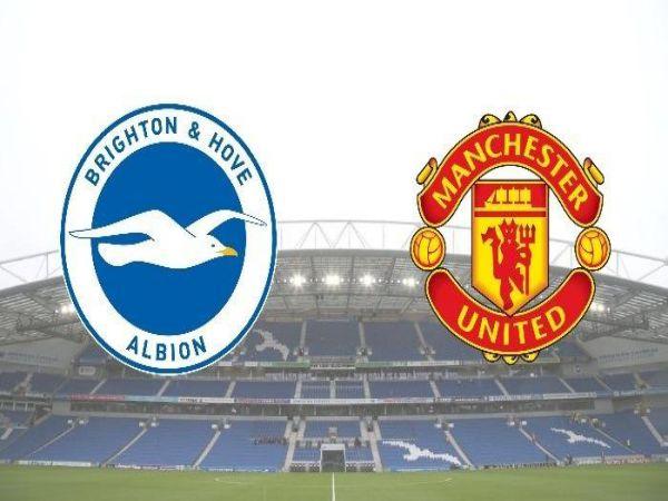 Nhận định bóng đá Brighton vs Man Utd, 18h30 ngày 26/9