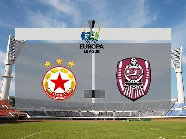 Nhận định CSKA Sofia vs CFR Cluj 23h55, 22/10 - Europa League