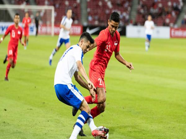 Nhận định trận đấu Uzbekistan vs Singapore (1h00 ngày 8/6)