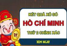 Dự đoán XSHCM 5/7/2021 thứ 2 chốt KQXS Hồ Chí Minh
