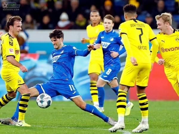 Nhận định Dortmund vs Hoffenheim 28/8