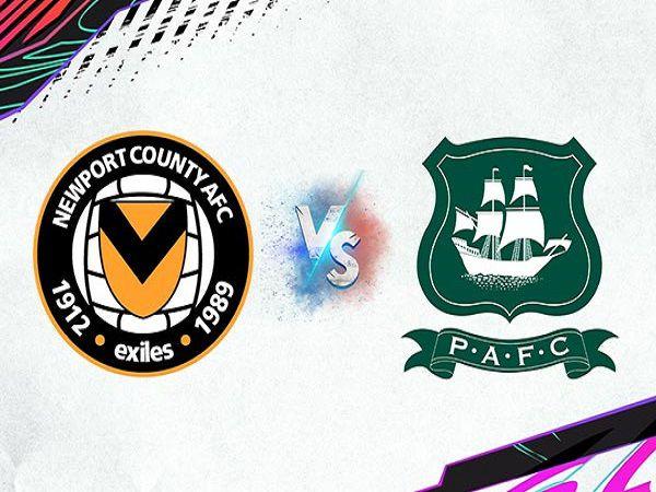 Nhận định Newport vs Plymouth – 01h00 01/09, Trophy Cup