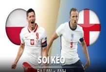 Nhận định kết quả Ba Lan vs Anh, 1h45 ngày 9/9 VLWC