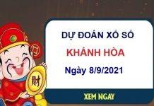 Dự đoán XSKH ngày 8/9/2021