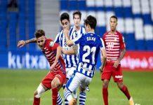 Nhận định bóng đá Granada vs Sociedad, 00h30 ngày 24/9