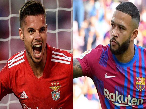 Nhận định kèo Benfica vs Barcelona, 2h00 ngày 30/9 - Cup C1 Châu Âu